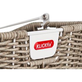 KlickFix Structura Cestino Retro, grigio